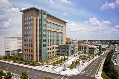 Durham County Justice Center – Durham, NC