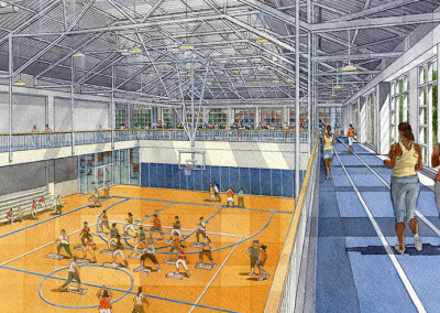Spelman College & Fitness Center