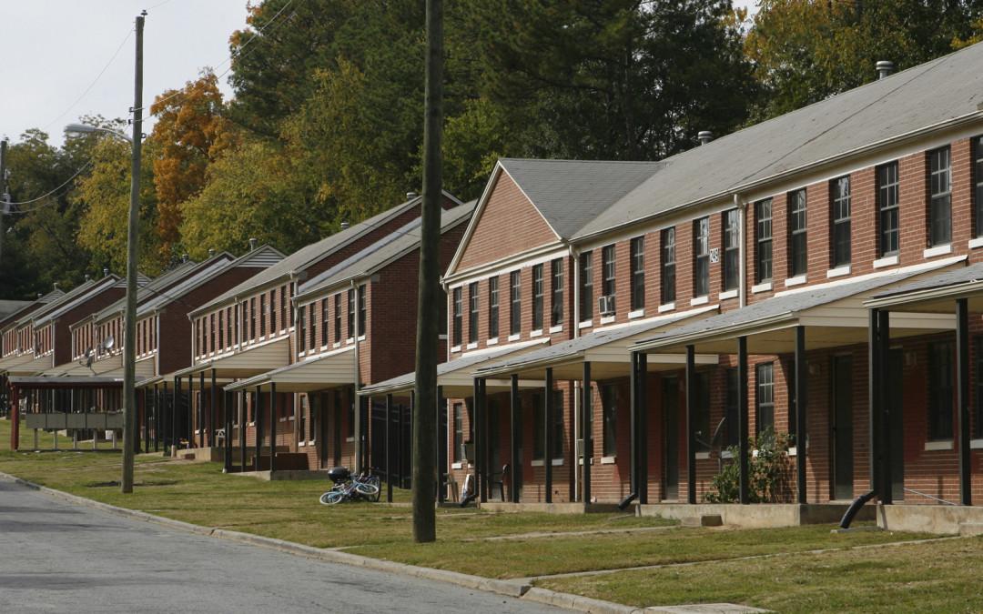 Marietta Housing Authority Security Upgrades
